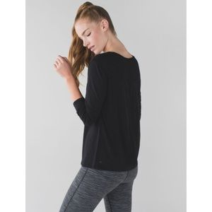 Lululemon Superb Long Sleeve